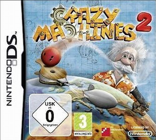 4345 - Crazy Machines 2 (EU)